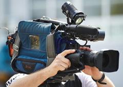 В Одесі відкрили вогонь по знімальній групі місцевого телеканалу