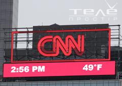 На репортера CNN напали під час прямого включення. Відео