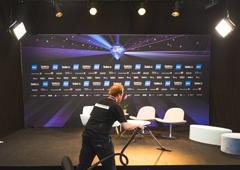 """Фінал """"Євробачення-2014"""". Онлайн-трансляція проекту LiveTime із прес-центру конкурсу"""