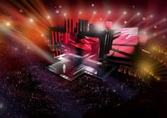 """Стало відомо, хто забезпечить світлове обладнання для """"Євробачення-2017"""""""