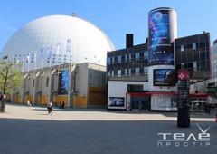 """Для """"Євробачення-2016"""" задіяли 4 арени у районі Globen. Фото"""