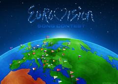 """""""Євробачення-2017"""". Результати голосування. Відео"""