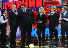 """Новий """"Вечірній квартал"""" на """"Інтері"""" взяв частку 26,3%"""