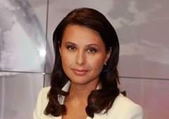 Наталка Мосейчук ледь не навернулась у прямому ефірі ТСН