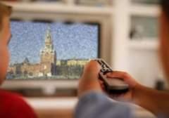 Лише 35% росіян довіряють телебаченню